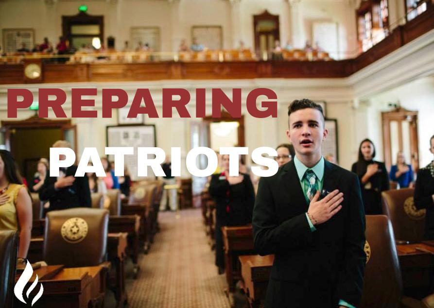 preparing patriots